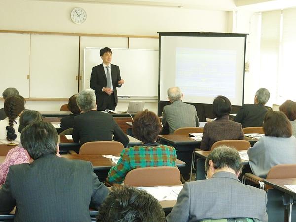 岐阜県郡上市「マリアージュ郡上」の皆さまから講演のご依頼をいただきました!